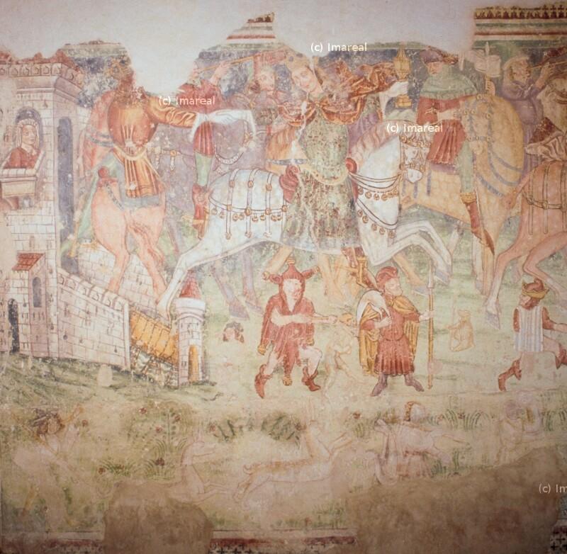 Zug der Könige von Johannes von Kastav