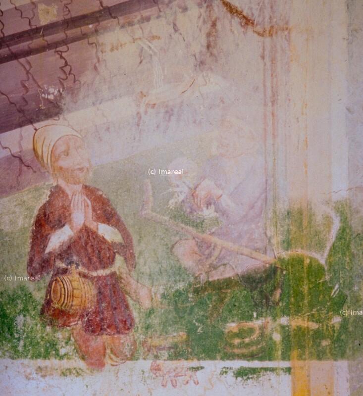 Ölwunder am Grab des Hl. Nikolaus