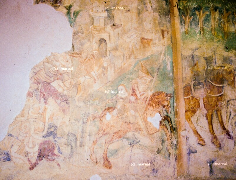 Kumane entführt ein Mädchen von Johannes von Aquila