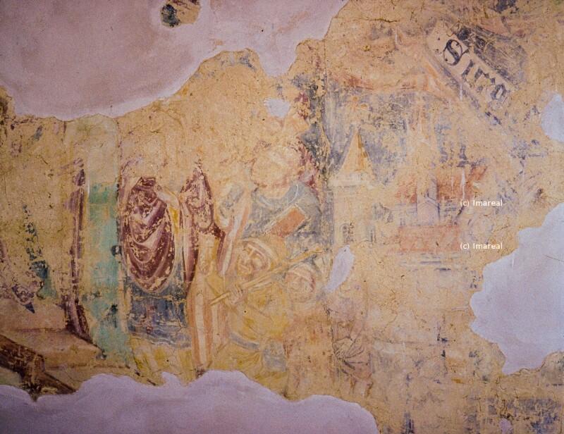 Hl. Bischof mit Bittstellern von Johannes von Aquila