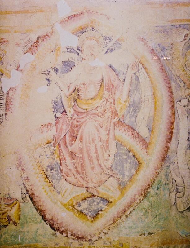 Christus als Weltenrichter von Johannes von Aquila