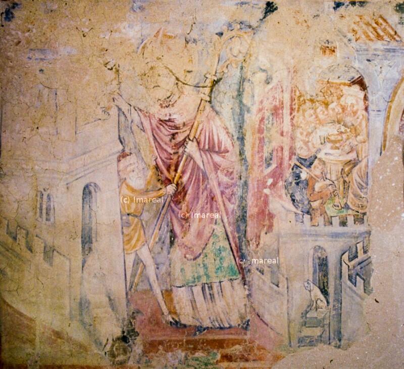 Hl. Nikolaus von Johannes von Aquila