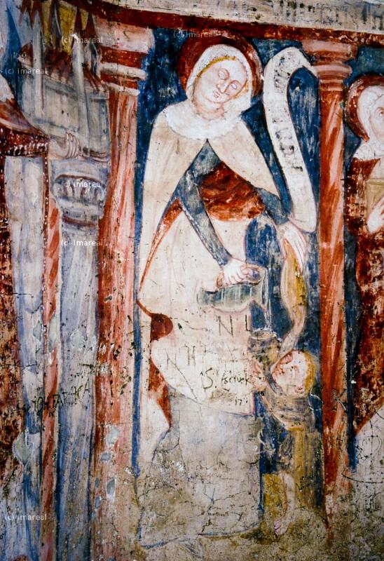Weibliche Heilige von Johannes von Aquila