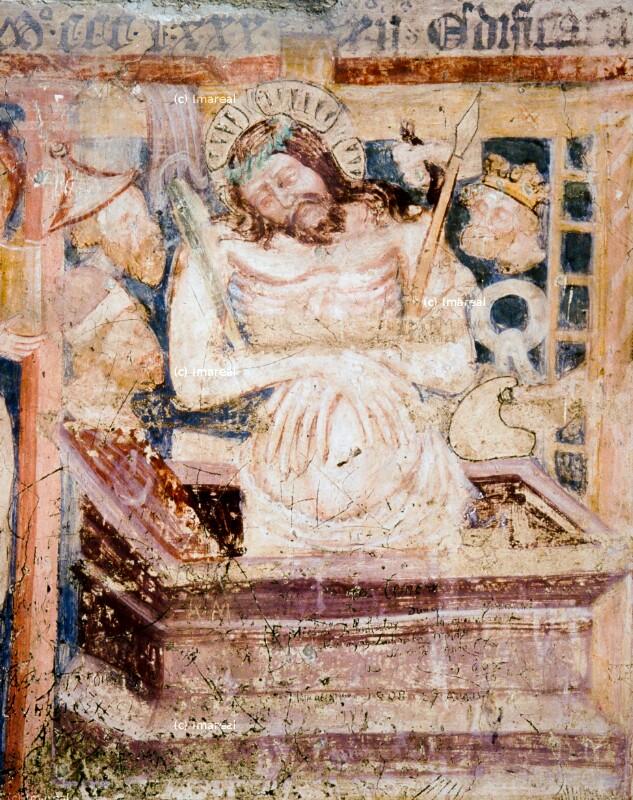 Schmerzensmann von Johannes von Aquila
