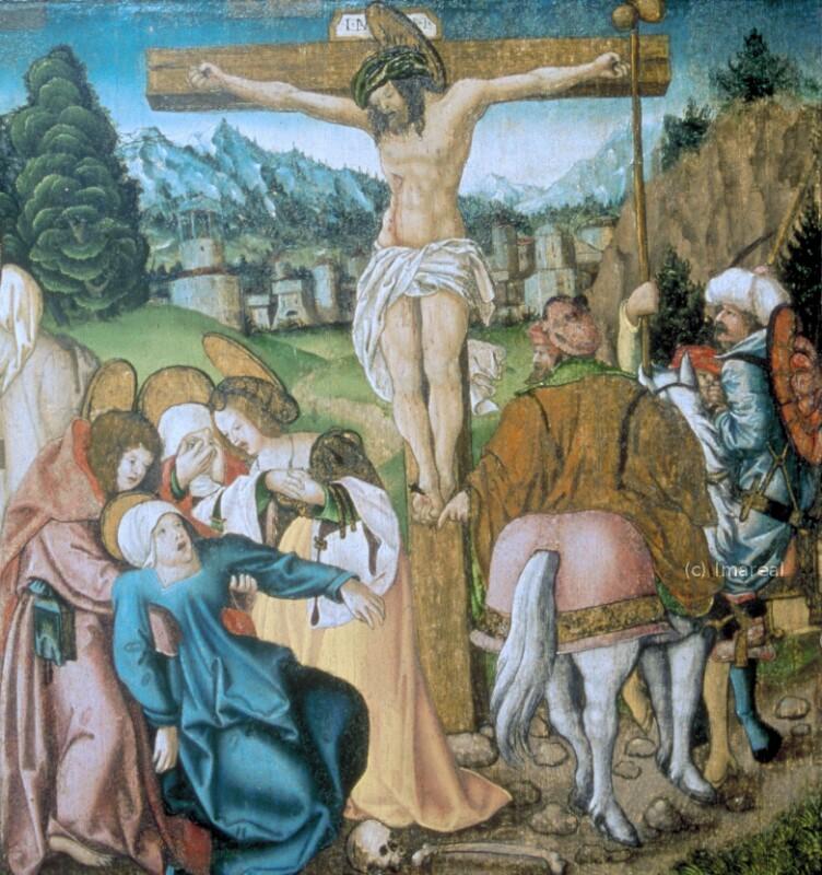 Kreuzigung Christi von Lederer Jörg