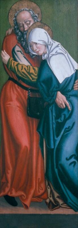 Hl. Elisabeth und Zacharias