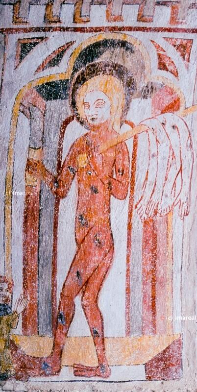 Hl. Bartholomäus von Meister von Thunau