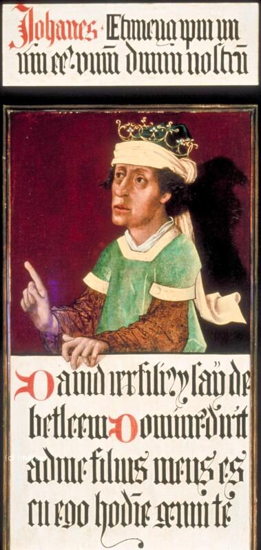 David von Meister des Schottenaltars-Umkreis