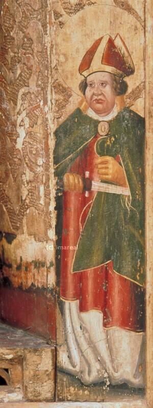 Hl. Martin von Meister des Dreikönigsaltars von Paludzka