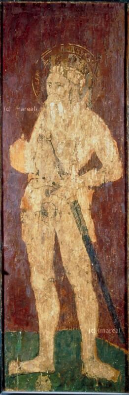 Hl. Stephan von Ungarn von Meister des Barbaraaltars von Banská Bystrica-Umkreis