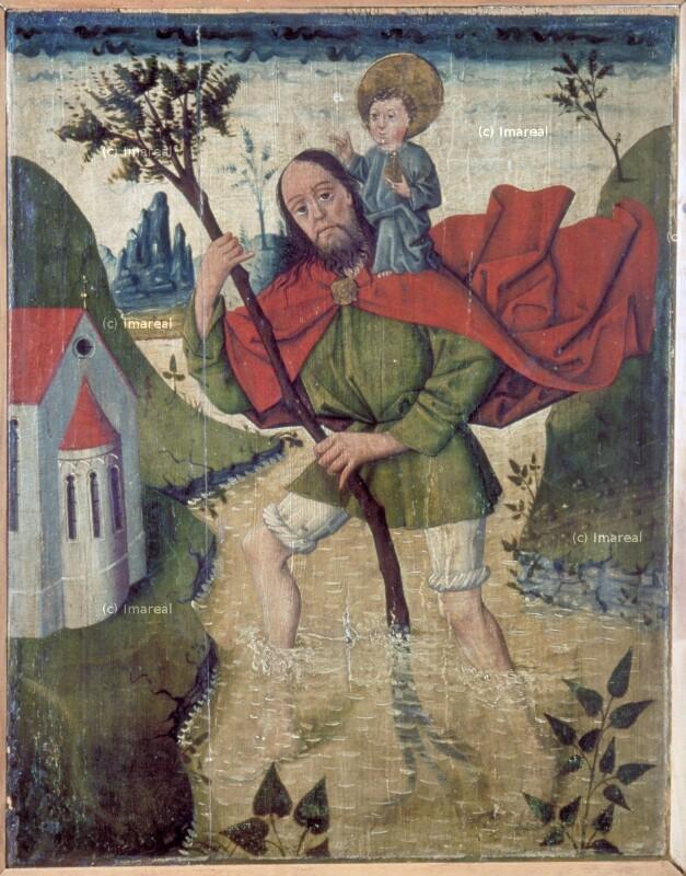 Hl. Christophorus von Monogrammist GH