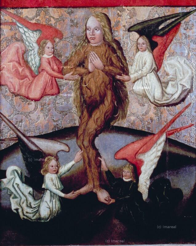 Verzückung der Hl. Maria Magdalena