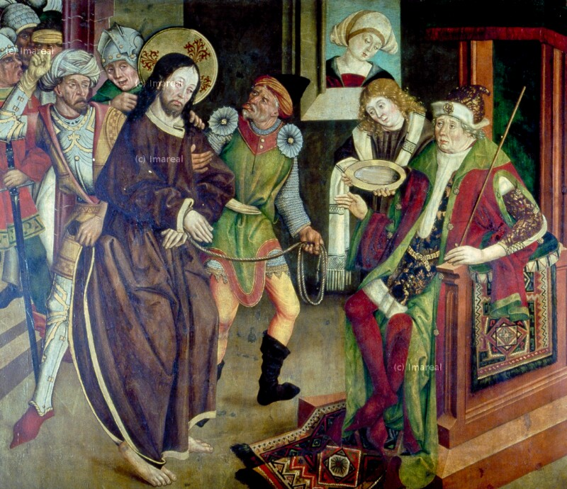 Christus vor Pilatus