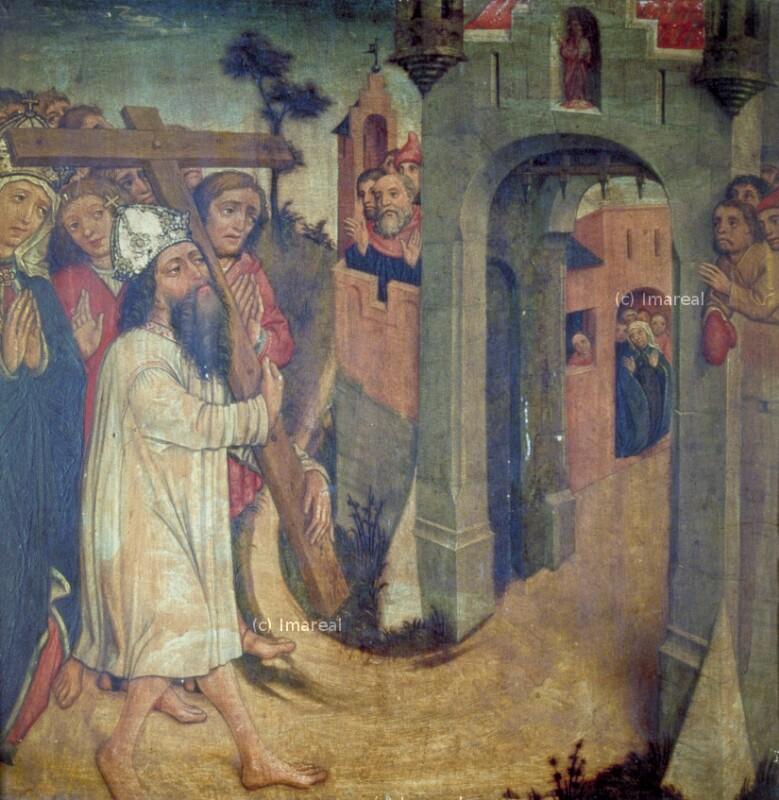 Rückführung des Kreuzes durch Heraklius