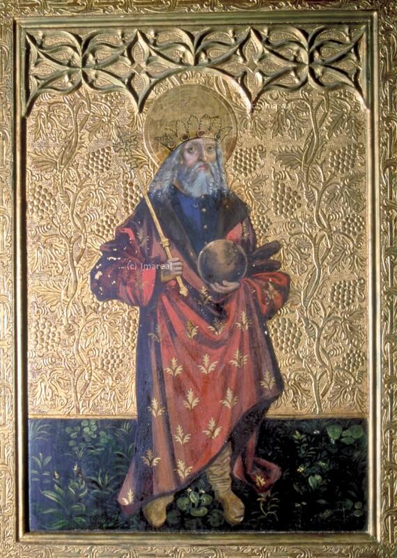 Hl. Stephan von Ungarn