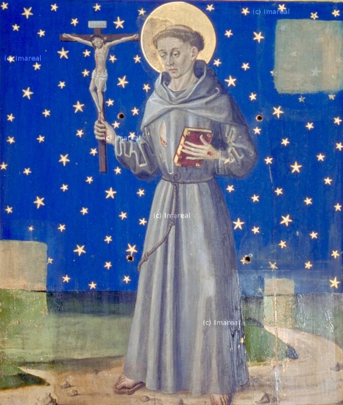 Hl. Bernhardin von Siena