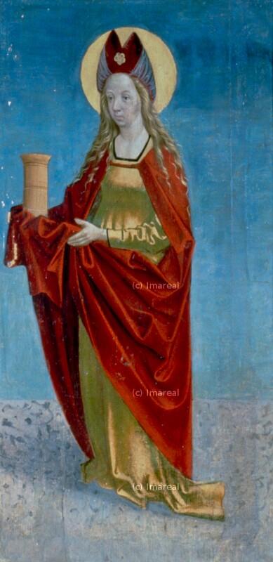 Hl. Maria Magdalena von Meister der Georgenberger Antoniuslegende