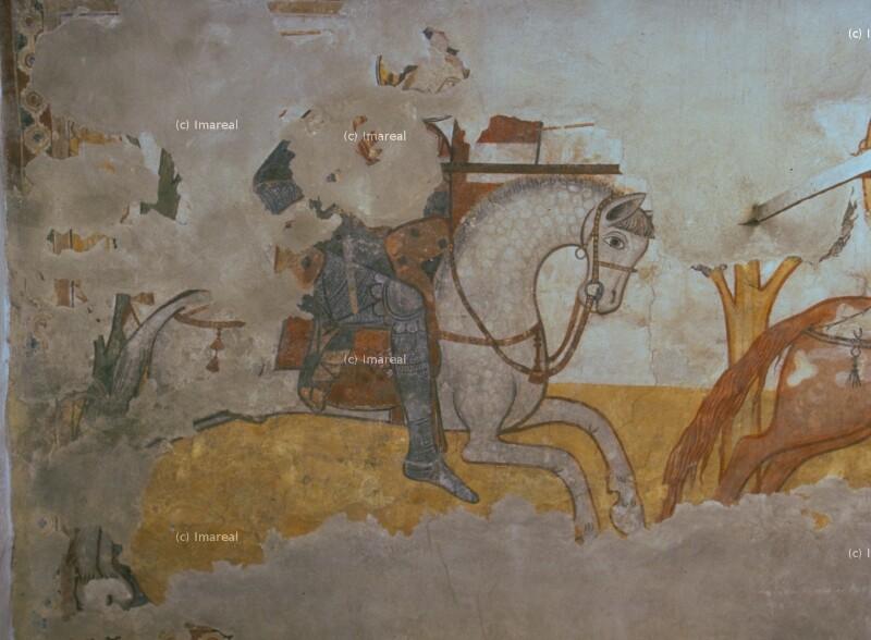 Verfolgung der Kumanen durch den Hl. Ladislaus