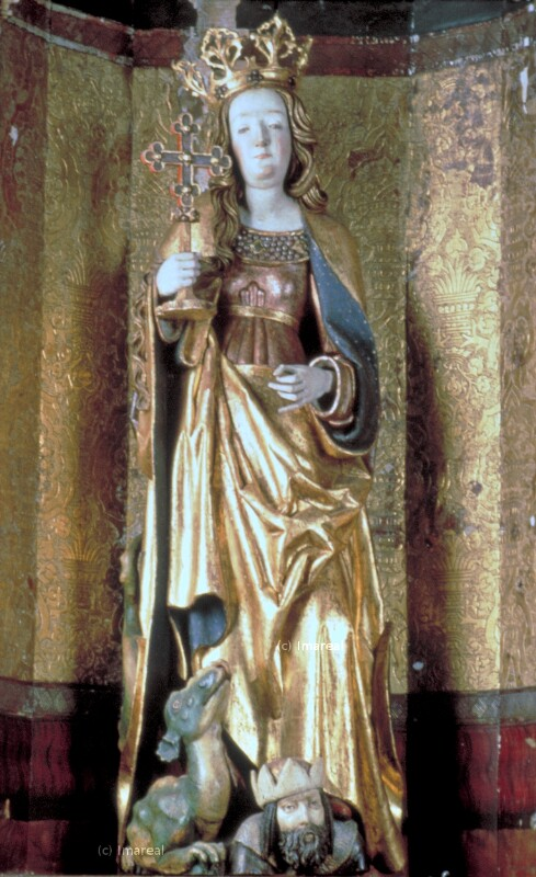 Hl. Margareta von Paul von Levoca