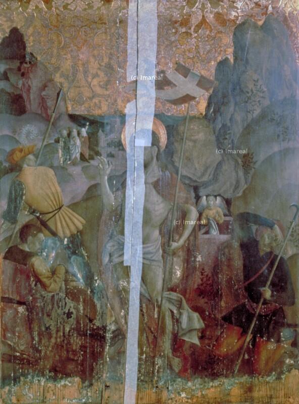 Auferstehung Christi von Meister von Okolicné