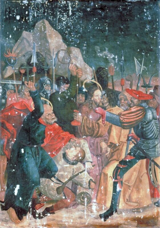 Gefangennahme Christi von Köhler Hans
