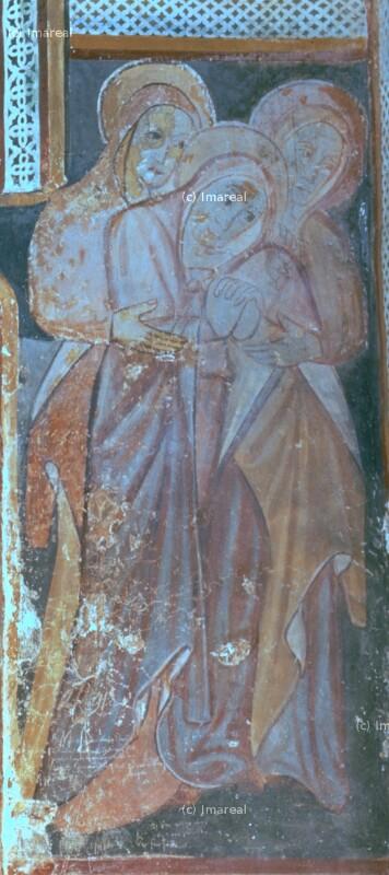 Kreuzigung Christi von Meister des Presbyteriums von Ochtiná