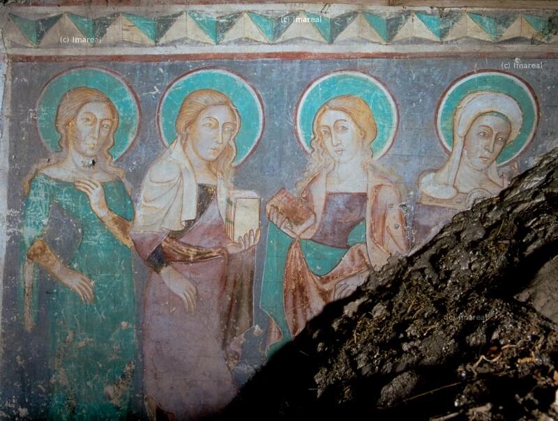 Weibliche Heilige von