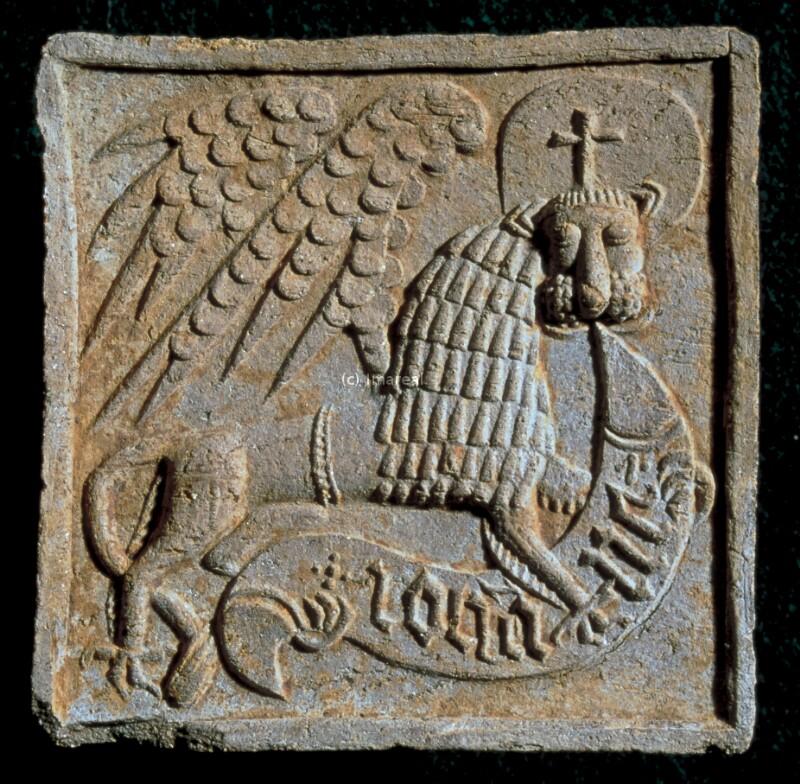 Evangelistensymbol Markus