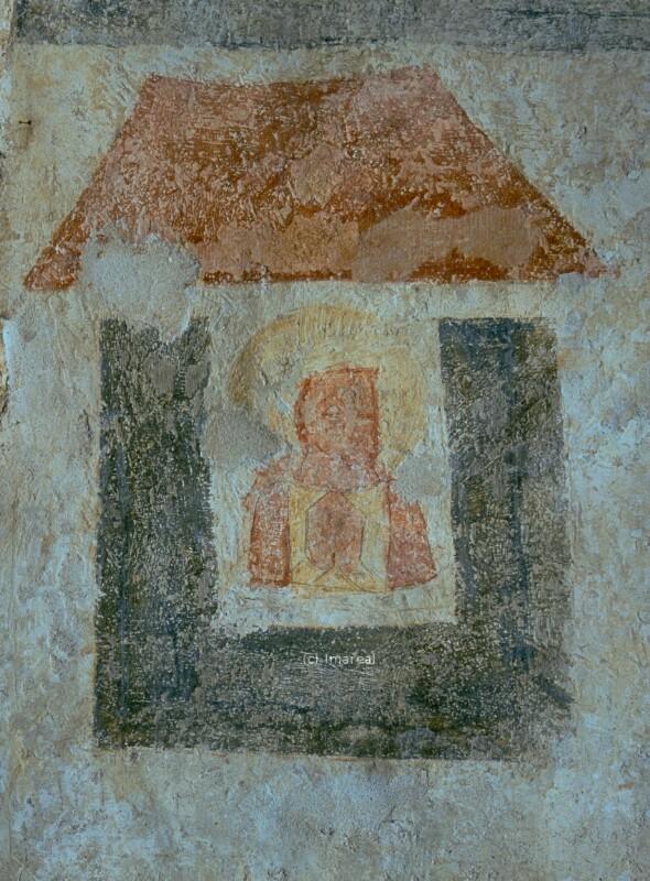 Hl. Katharina im Kerker