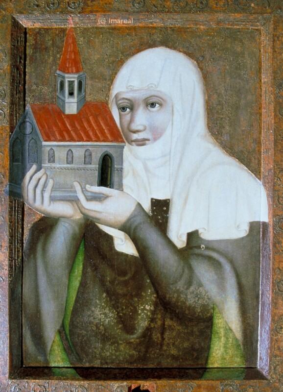 Hl. Hedwig von Meister Theoderich