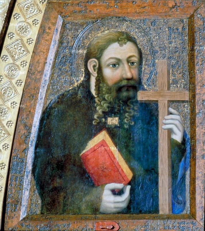 Hl. Philippus von Meister Theoderich