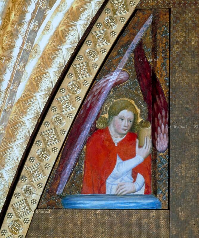 Engel von Meister Theoderich