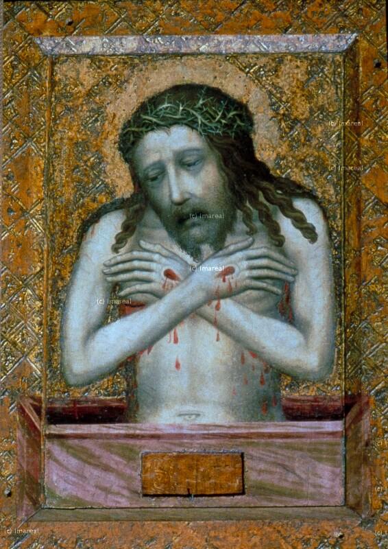 Schmerzensmann von Meister Theoderich