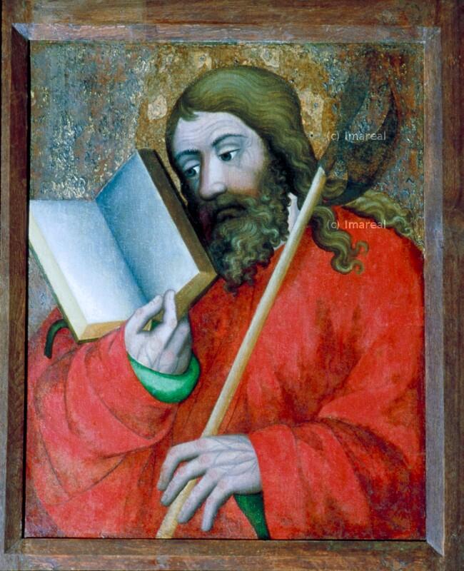 Hl. Judas Thaddäus von Meister Theoderich