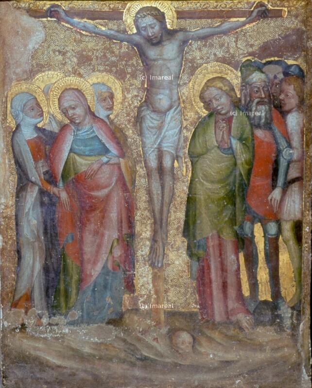 Kreuzigung Christi von Meister Theoderich