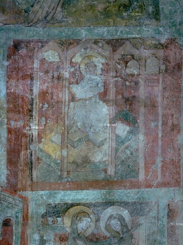 Zwölfjähriger Jesus im Tempel