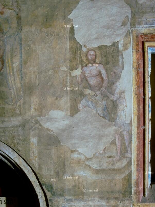 Christus in der Vorhölle von Meister des Emauszyklus