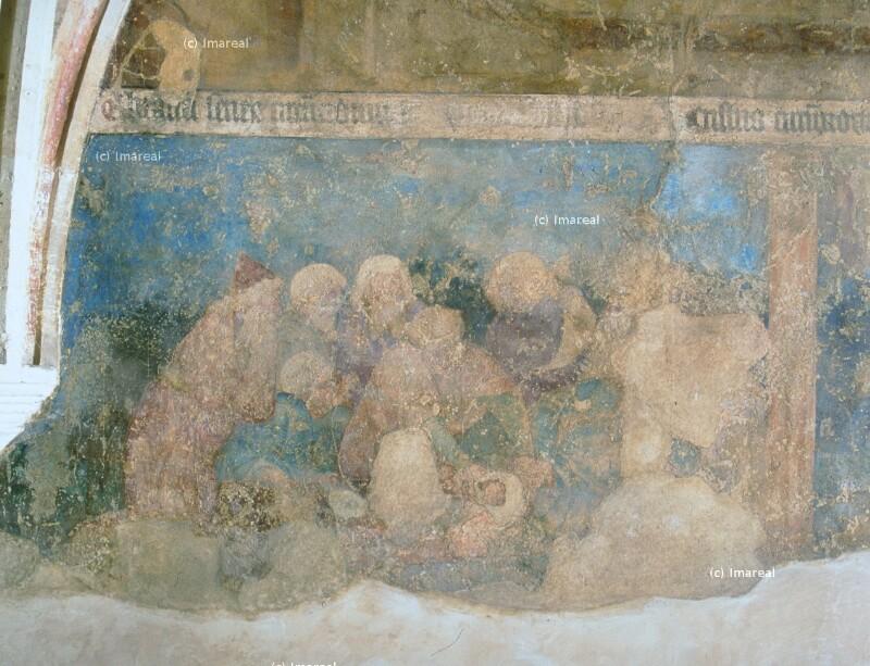 Beschneidung Abrahams von Meister des Emauszyklus