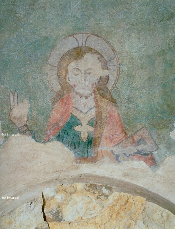 Christus segnend