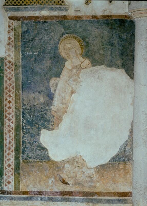 Weibliche Heilige