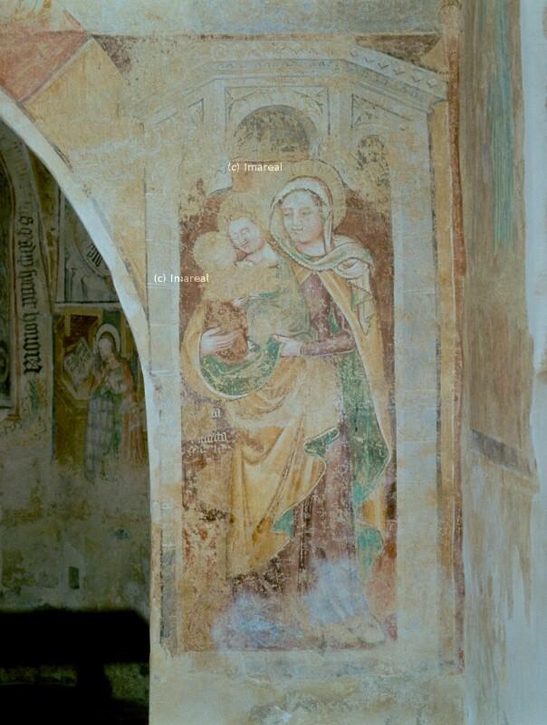 Hl. Anna Selbdritt von Aquila Johannes