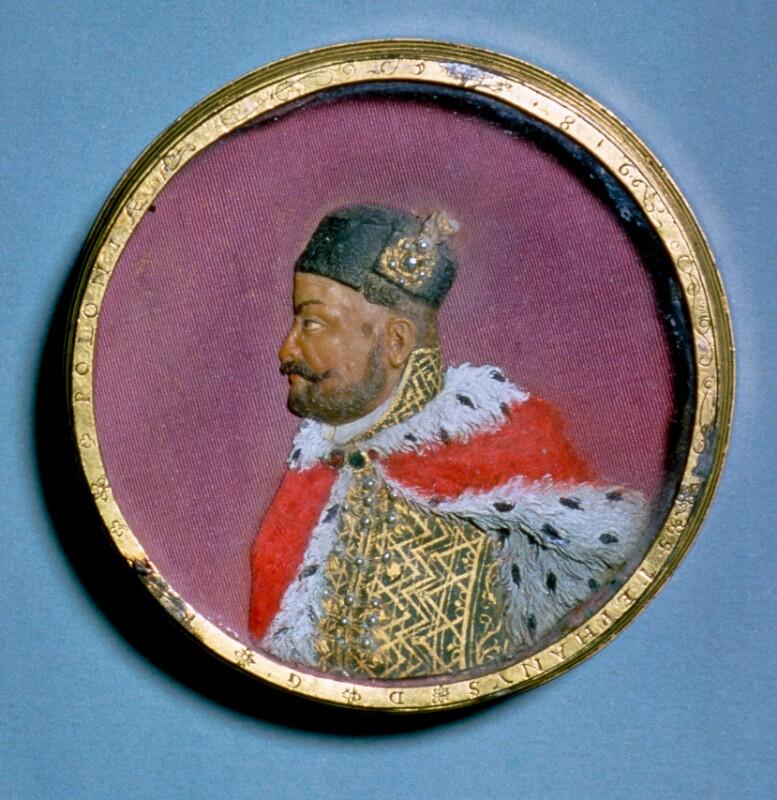 Porträt von Ricci Giulio