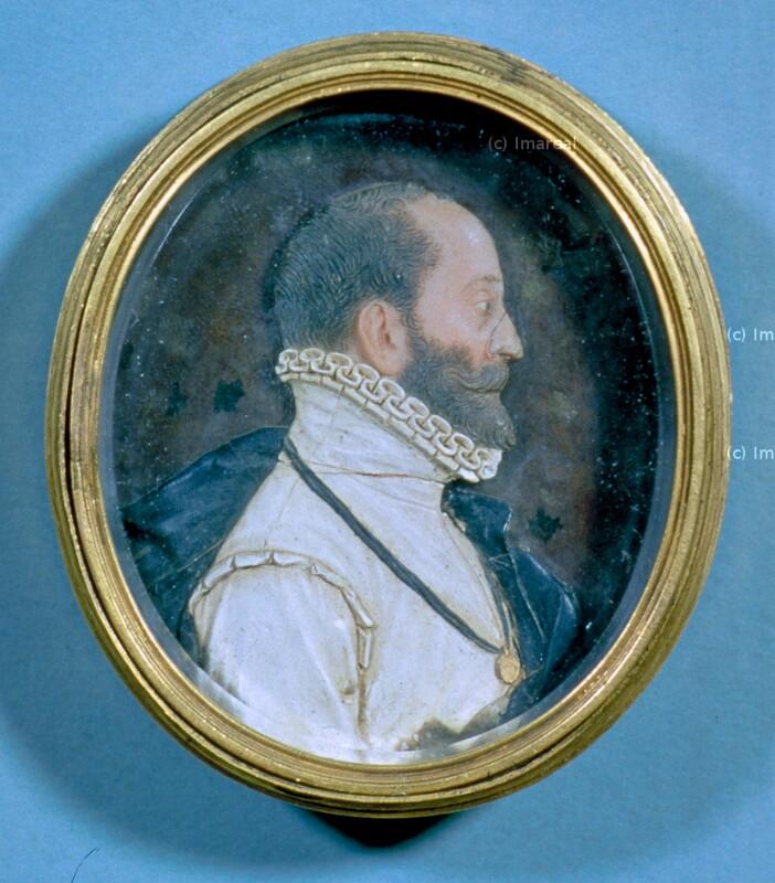 Porträt von Abondio Antonio