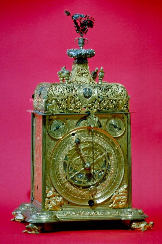 Astronomische Uhr von Einmoser Gerhardt