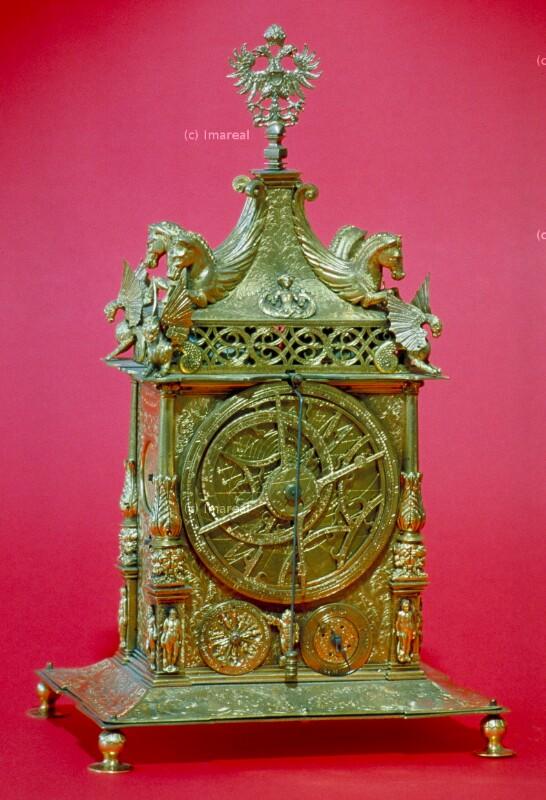 Astronomische Uhr von Fredenkerck Caspar