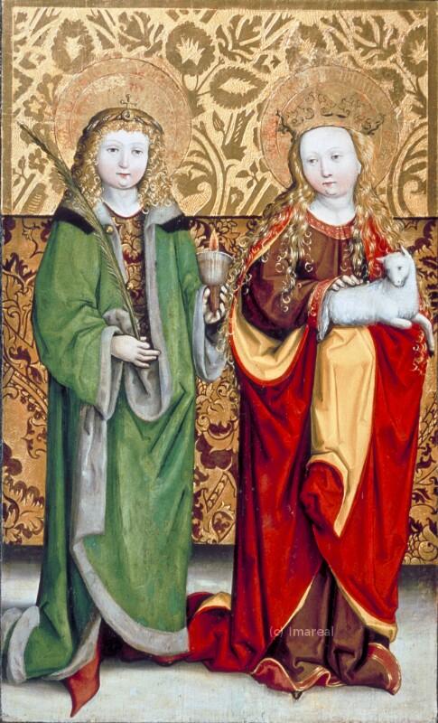 Hl. Vitus von Meister von Herzogenburg