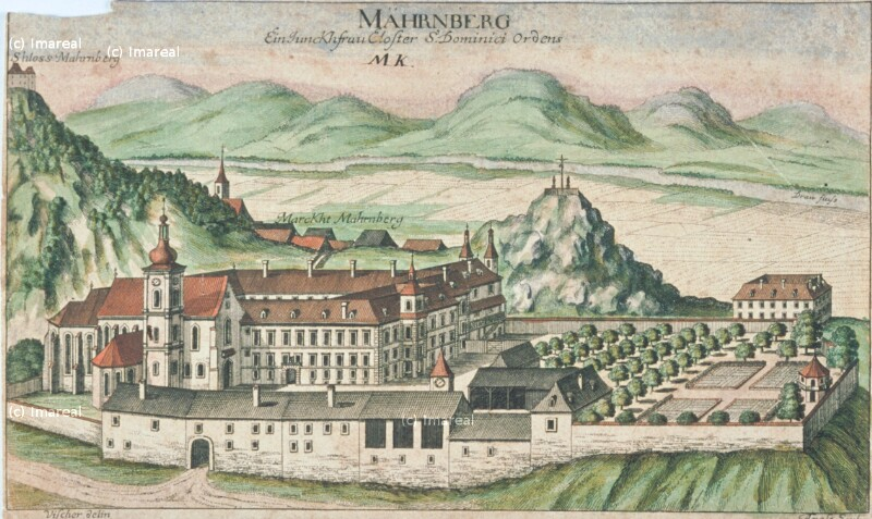 Mahrenberg von Vischer