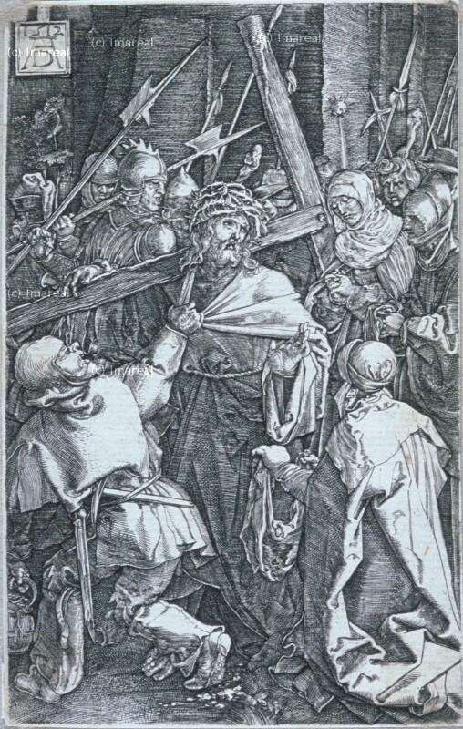 Kreuztragung Christi von Dürer Albrecht