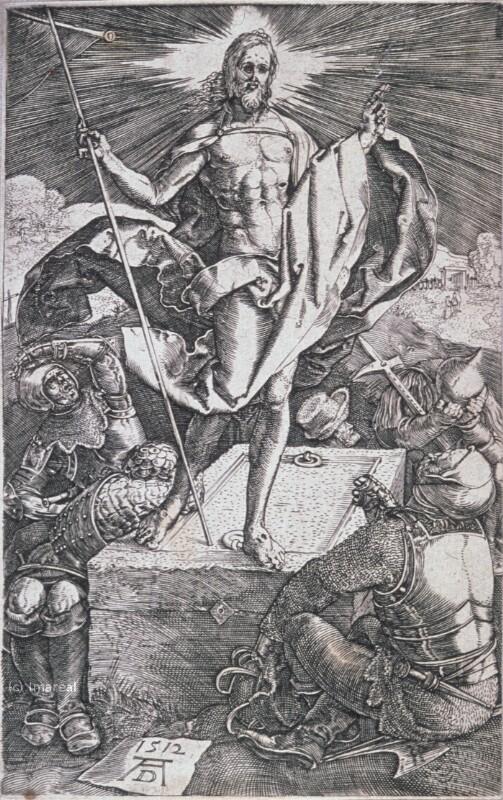 Auferstehung Christi von Dürer Albrecht