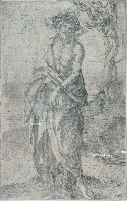 Schmerzensmann von Dürer Albrecht